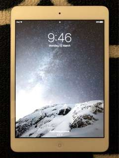 White 32GB iPad mini 2