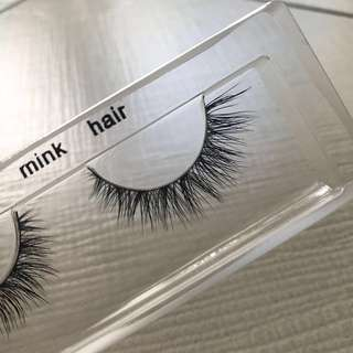 Mink Fake Eyelashes (War Paint)