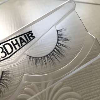 Mink Fake Lashes (QT)
