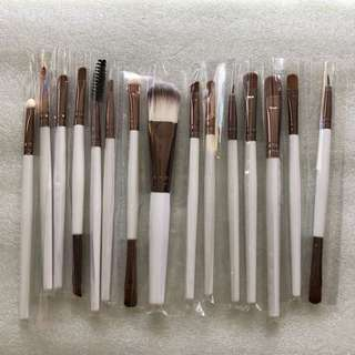 Makeup brush set 15 pieces