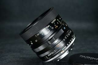 ~🏆tamron 28-50mm f 3.5-4.5 model 07A with minolta md mount adaptall 2 adapter tested working