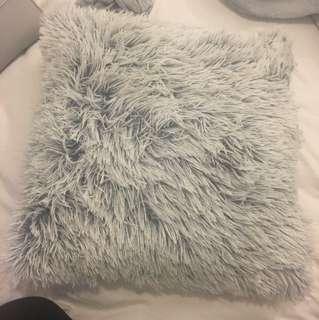 Decorative throw pillow