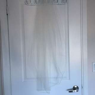 Davids bridal wedding veil