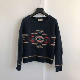 Hollister Knit Sweater