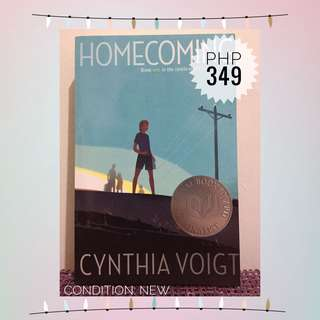 Homecoming - Cynthia Voigt