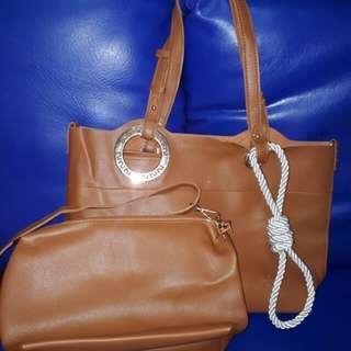 Kate spade shoulder bag and sling bag