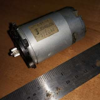 High torque motor - 12V DC
