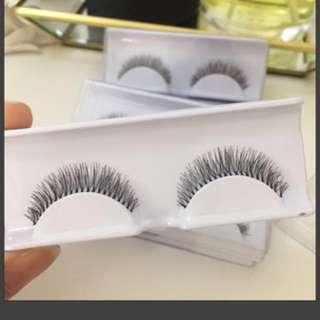 Eyelashes natural look $2