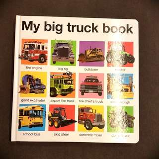 Brand New: My Big Book of Trucks