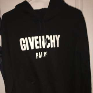 Givenchy sweater hoodie
