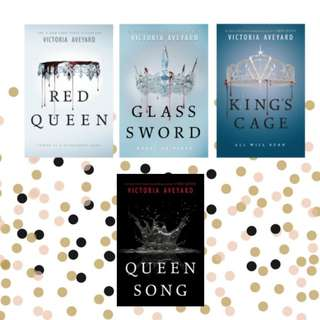Red Queen Series (EPUBS)