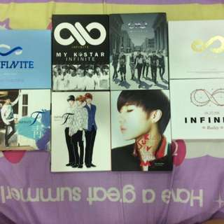 WTS Infinite Pre-Loved Albums