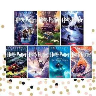 Harry Potter Series (EPUB)