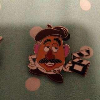 薯蛋頭先生Pin (購至香港迪士尼)
