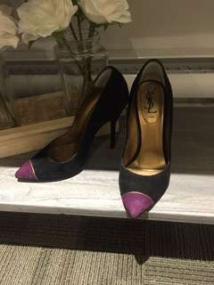 YSL heels size 7