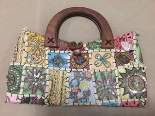 Authentic Thai-made handbag