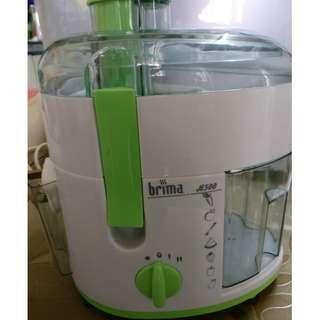 Brima搾汁機
