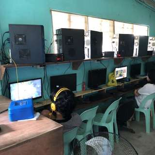 Computer Shop Whole Package Business