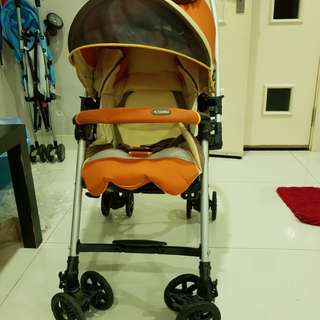 COMBI 360° miracle stroller
