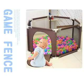 Baby playpen /baby fence /baby bed/bigger  space