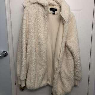 Forever 21 Teddy bear jacket/sweater