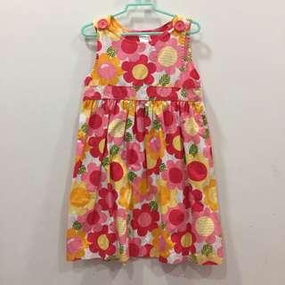 Flower Dress size 5T