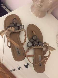 Jewel Sandals - Size 8.5