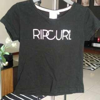 Ripcurl tshirt size 8