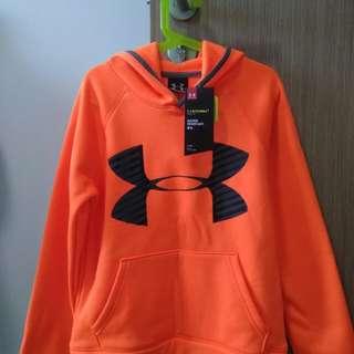 Under armour hoodie jacket UA