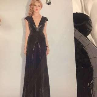 Black Bariano Dress