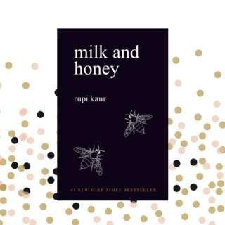 Milk and Honey (EPUB)
