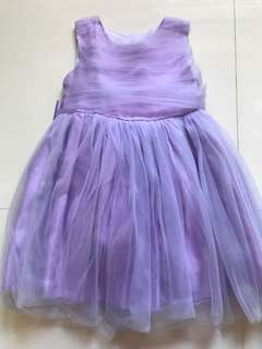 Sweet lavender tu tu dress