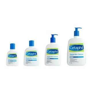 Cetaphill gentle skin cleanser