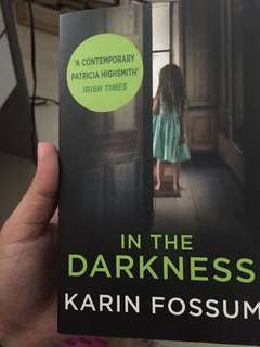 Karin Fossum- In the darkness