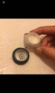 mufe shimmering powder