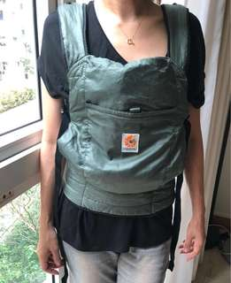 Ergo baby carrier packable olive unisex