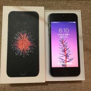 🚚 iPhone SE 太空灰 64G 已過保