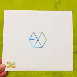 🚚 EXO MAMA韓版專輯💽