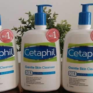 Cetaphil Gentle Skin Care 1 litre