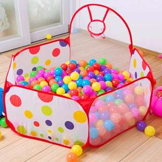 (Preorder) Baby Ball Pit Pool Tent