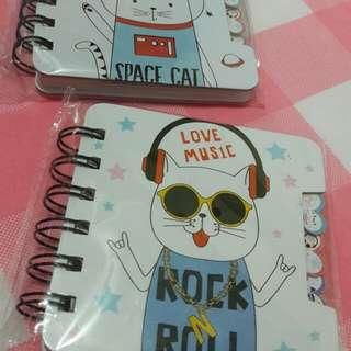 Note book ANIMALS