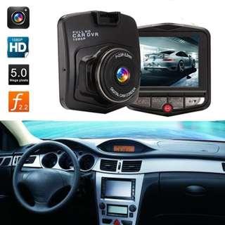 2.4 Car DVR Camera GT300 HD 1080P video Recorder G-Sensor Night vision