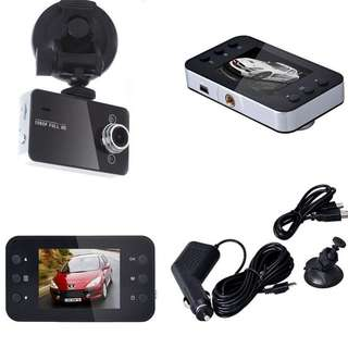 1080P HD LCD Dual Lens Car Dash Camera Video DVR Cam Recorder Night