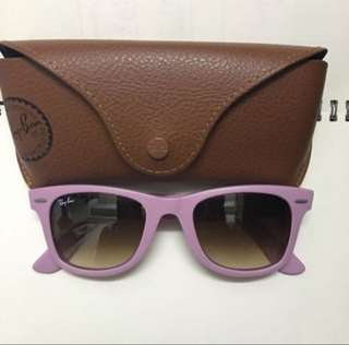 Ray Ban 太陽眼鏡 Pink Sunglasses