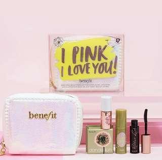 Benefit I Pink I Love You