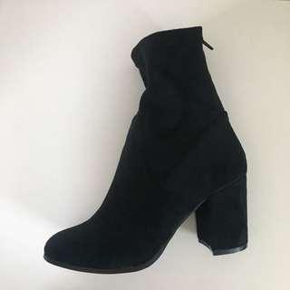 Sportsgirl suede boots