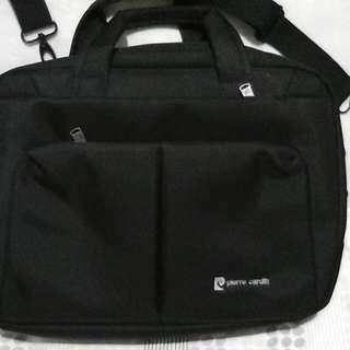 Authentic Pierre Cardin laptop bag