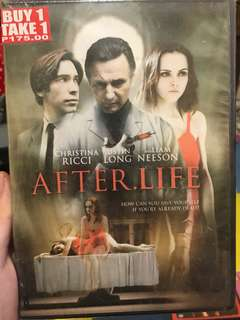 """After Life"" DVD"
