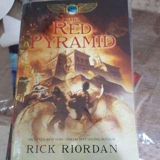 Kane chronicles by Rick Riordan