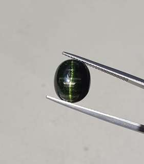 Tourmaline Cat's Eye